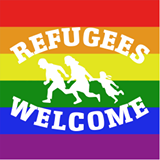 queer refugeees welcome